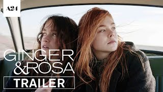 Nonton Ginger & Rosa | Official Trailer HD | A24 Film Subtitle Indonesia Streaming Movie Download