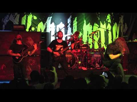 All Shall Perish - Live at Ace of Spades (2012) (HD 1080p)