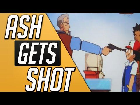 Pokemon Banned Gun Episode!