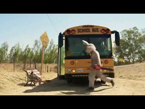 Bunnyman Monster music video