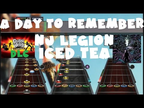 A Day To Remember - NJ Legion Iced Tea - Guitar Hero World Tour DLC Expert + FB (July 9th, 2009)