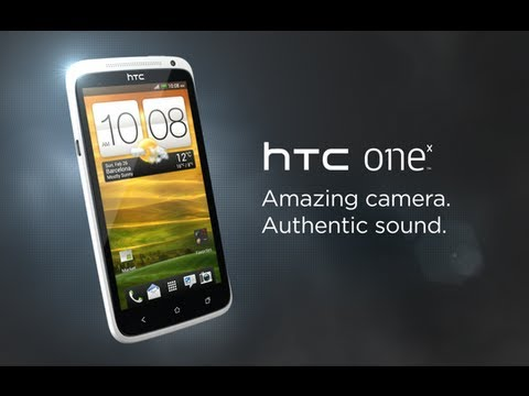 Youtube Video HTC One X glamour grey 32GB