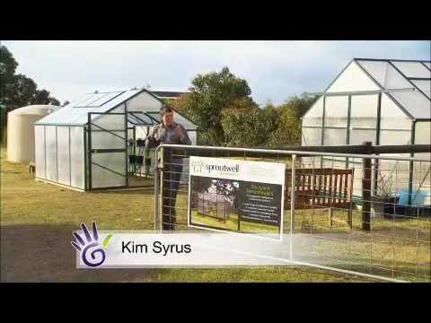 SPROUTWELL GREENHOUSES – GRANGE SERIES