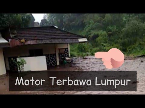 Puncak Gunung Cisarua Bogor Banjir Lumpur