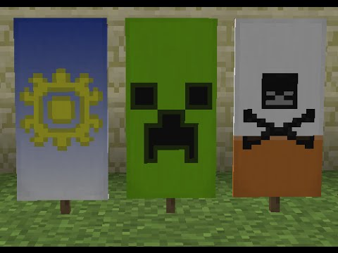 Minecraft Snapshot 14w30b Overview — Banners, Graphics Optimizations and More!