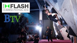 The Big Flash 2016 - Replay by Bouldering TV