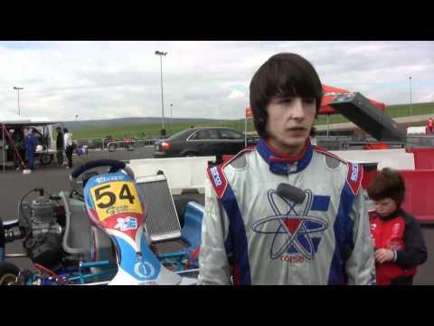 Karting. Mikel Tirapu (01/05/11)