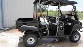 9. Custom 2014 Kawasaki Mule 4010 Trans Black