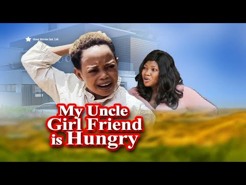 My Uncle Girlfriend Is Very  Hungry - New Rebecca Comedy