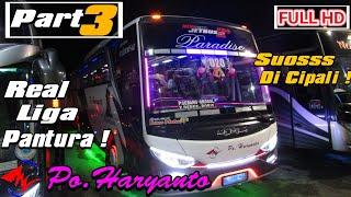 """Video Bikin Dengkul Lemes !!! Trip Report Naik Bis Po.Haryanto HR 20 """"Paradise"""" Kudus-Cikarang Part 3 MP3, 3GP, MP4, WEBM, AVI, FLV Agustus 2018"""