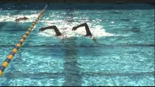 Total Immersion Freestyle Demo