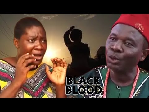 Black Blood 1&2  - Mercy Johnson Latest Nigerian Nollywood Movie / African Movie New Released 1080i