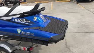 7. 2017 Yamaha vx limited 1.0