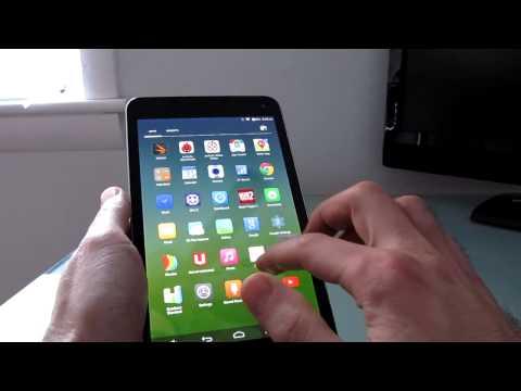 Allwinner A83T octa-core tablet review (InFocus C2107)