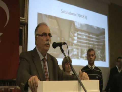 Sosyal Konutlar Mimari Proje Yarışması Ödül Töreni