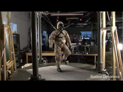Boston Dynamics fortsätter visa upp imponerande robot-teknik