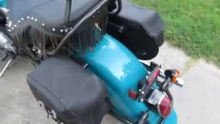 8. 2000 Kawasaki Indian Drifter 1500