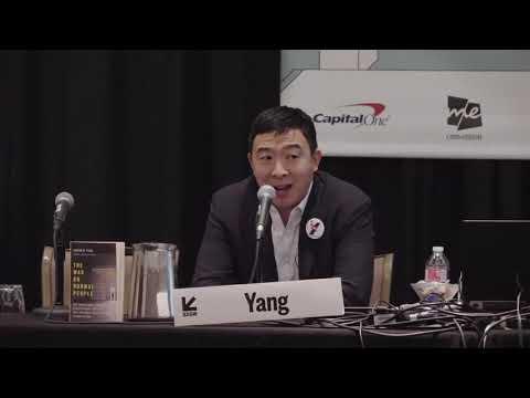 Andrew Yang | What Happens AFTER We Get UBI?