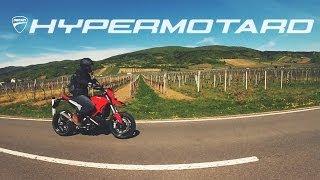 10. 2014 DUCATI HYPERMOTARD 821 TEST RIDE | GOPRO HERO 3+ | ZOOM H1