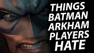 Video 10 Things Batman Arkham Players HATE MP3, 3GP, MP4, WEBM, AVI, FLV Mei 2018