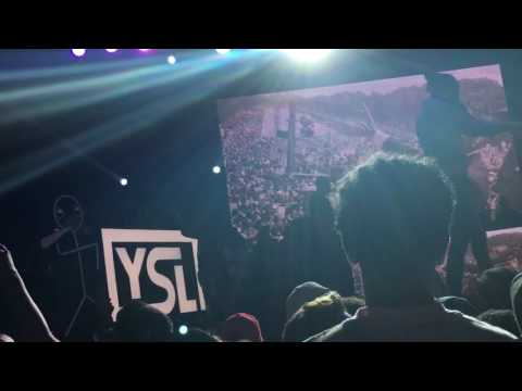 Young Thug - For My People (Live at Rolling Loud Festival in Mana Wynwood on 5/6/2016)