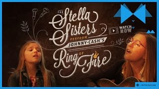 Johnny Cash - Ring of Fire (Lennon and Maisy Stella cover)