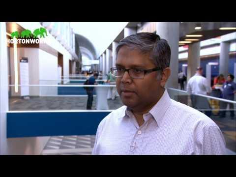 Accenture Partner Interview Hadoop Summit San Jose 2016