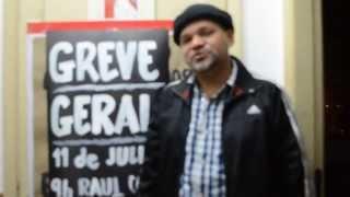 greve geral GERAL DIA 11 DE JULHO DE 2013