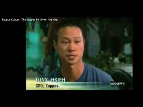 Nightline - Here's a piece that Nightline did on Zappos. It really shows what we're all about.
