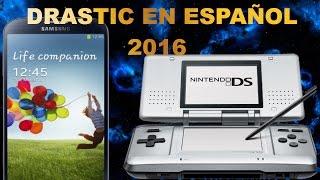 Drastic es el mejor emulador de Nintendo DS para Android, esta versión permite entrar a las configuraciones y cambiar el idioma para poder disfrutar de nuest...