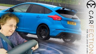 Ford Focus RS: So Easy To Drift Your Mum Can Do It? - Carfection by Carfection