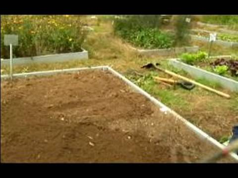 Basic Gardening Tips : How to Prepare Garden Beds for Winter