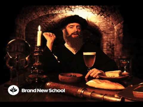 "Heres to Beer ""Nostradamus"""