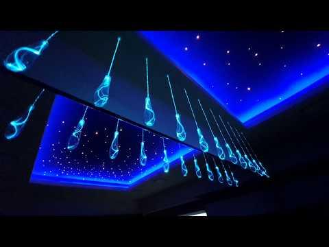 Aranżacja sypialni światłem - oświetlenie do sypialni