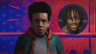 'Into the Spider-Verse' Star Shameik Moore on Becoming Miles Morales (Exclusive)