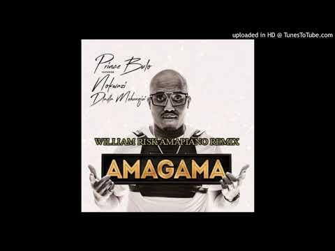 Amagama (William Risk Amapiano Remix)