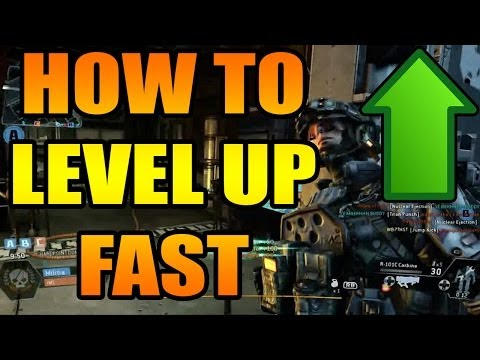 level up - How to Level Up Fast in Titanfall! SUBSCRIBE $ more titanfall! ▻ http://www.youtube.com/subscription_center?add_user=whiteboy7thst GET GOAT GEAR! http://www....