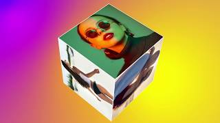 How to make 3D CUBE ANIMATION TUTORIAL  after effects cc - No Plugins Required
