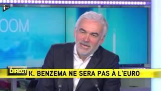 Video Benzema annonce qu'il ne sera pas sélectionné pour l'Euro 2016 MP3, 3GP, MP4, WEBM, AVI, FLV Juli 2017