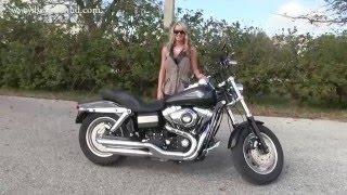 10. 2008 Harley Davidson Fat Bob For sale - as seen on eBay