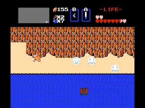 the legend of zelda nes solution