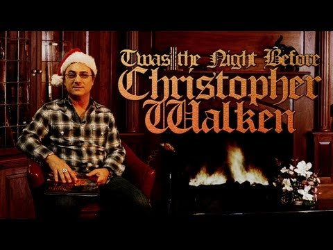 Twas the Night Before Christopher Walken (feat. Kevin Pollak)