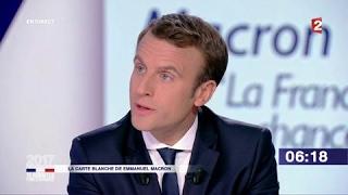"""Video Emmanuel Macron dans """"15 minutes pour convaincre"""" sur France 2 MP3, 3GP, MP4, WEBM, AVI, FLV Juli 2017"""