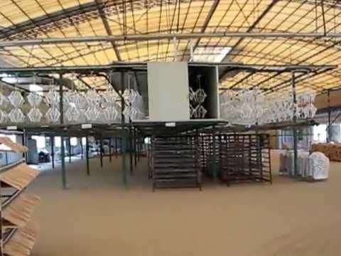 Kleding hanger fabriek: een kijkje achter de schermen in China (видео)