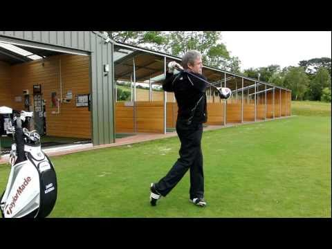 David Keating Golf Tips-Driving distance