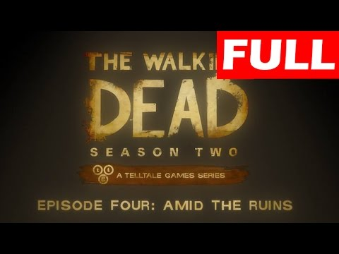 2 4 12 - The Walking Dead Season 2 Episode 4 Full Episode The Walking Dead Season 2 Episode 4 Ending Playlist: http://goo.gl/HvXb3x Support the channel by clicking LIKE! Thank you. Subscribe: http://goo.gl...