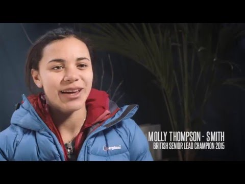 MollyThompson-Smith on Women's Climbing