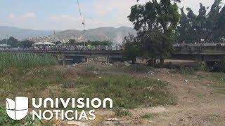 En vivo: Cobertura desde la frontera Venezuela-Colombia