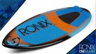 Ronix One Skimmer Wakesurf Board 2013
