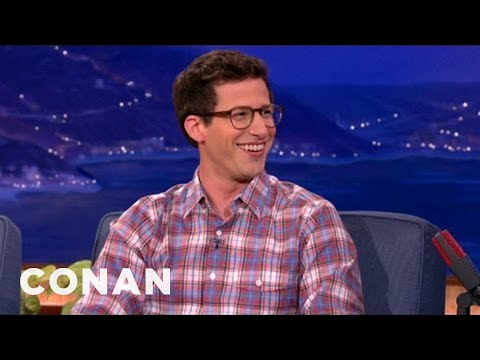 samberg - Andy hoped that his guests wouldn't pester Adam, but he should have worried about the exact opposite. More CONAN @ http://teamcoco.com/video Team Coco is the...